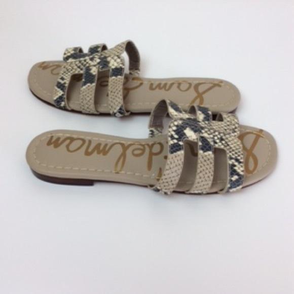 175b601fc Sam Edelman Berit Crock Slide Sandals